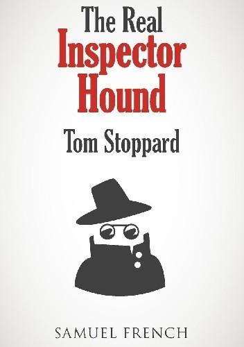 Okładka książki The Real Inspector Hound