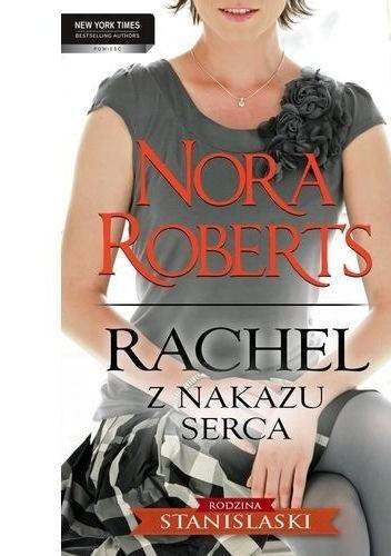 Okładka książki Rachel. Z nakazu serca