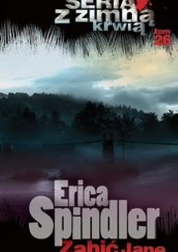 Okładka książki Zabić Jane. Część 1