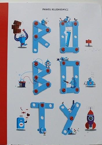 Okładka książki Roboty