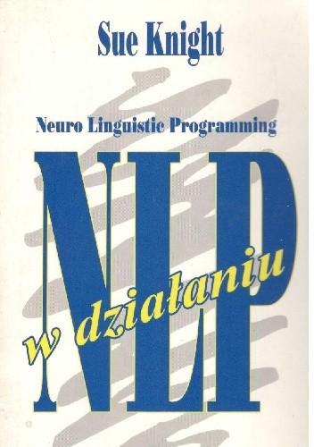 Okładka książki NLP w działaniu