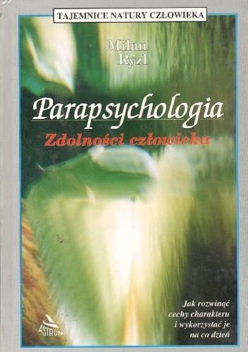 Okładka książki Parapsychologia, zdolności człowieka
