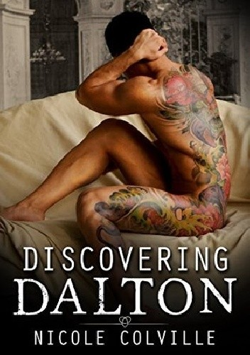 Okładka książki Discovering Dalton