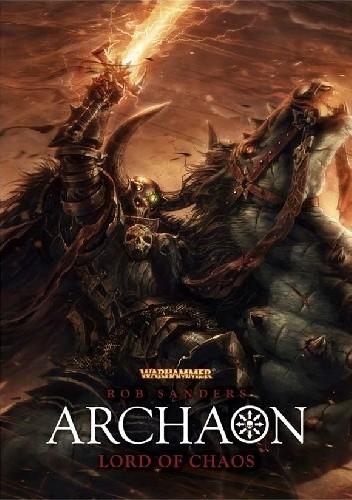 Okładka książki Archaon: Lord of Chaos