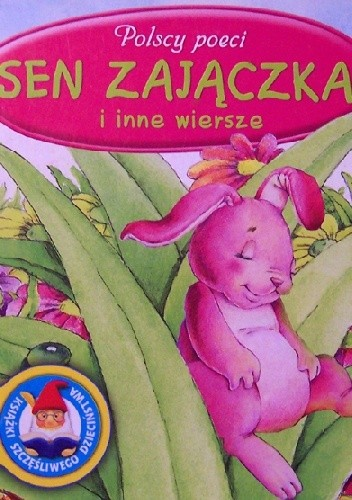 Okładka książki Sen zajączka