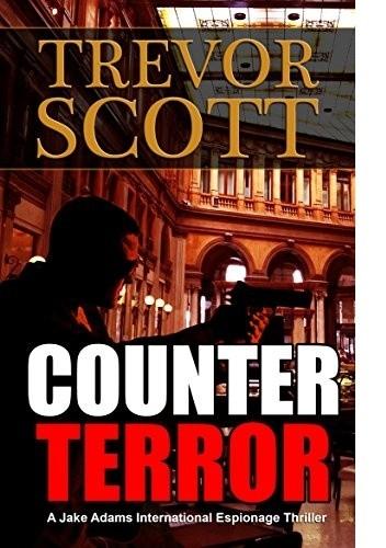Okładka książki Counter Terror