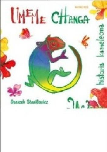 Okładka książki Umeme Changa - historia kameleona