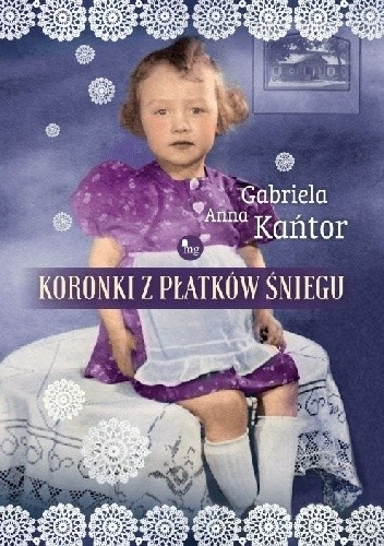 Okładka książki Koronki z płatków śniegu