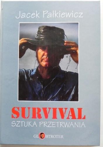 Okładka książki Survival sztuka przetrwania