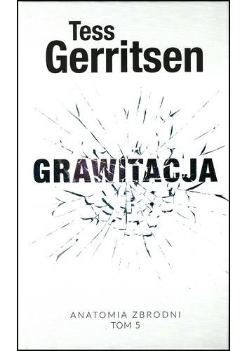 Okładka książki Grawitacja