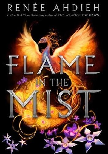 Okładka książki Flame in the Mist