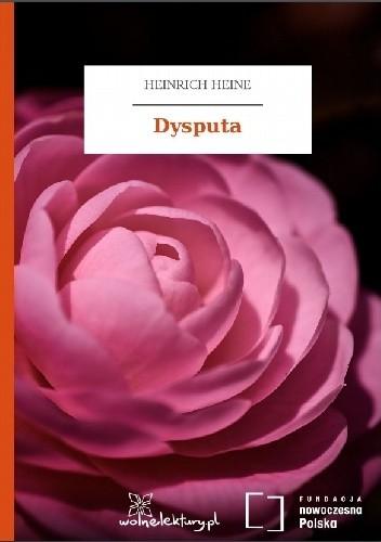 Okładka książki Dysputa