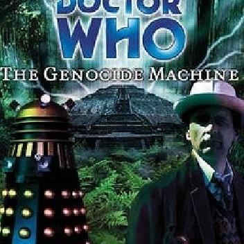 Okładka książki Doctor Who: The Genocide Machine