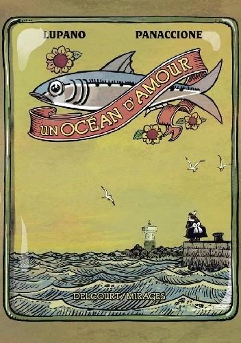 Okładka książki Ocean Miłości