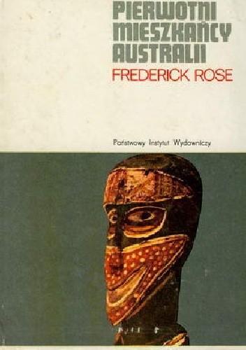 Okładka książki Pierwotni Mieszkańcy Australii