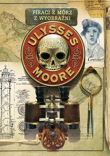 Okładka książki Piraci z Mórz z Wyobraźni