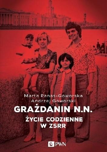 Okładka książki Grażdanin N.N. Życie codzienne w ZSRR