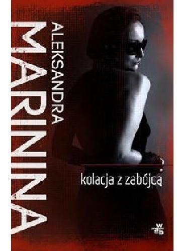 Okładka książki Kolacja z zabójcą