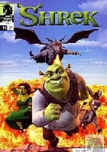 Okładka książki Shrek - 1