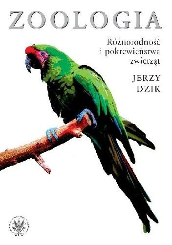 Okładka książki Zoologia. Różnorodność i pokrewieństwa zwierząt