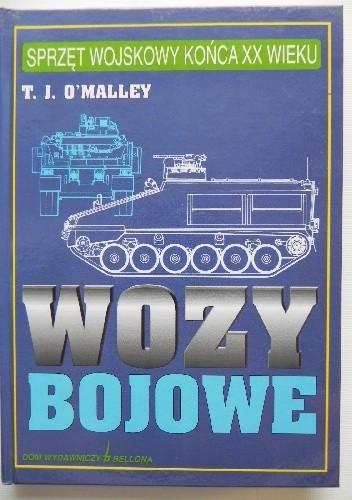 Okładka książki Wozy bojowe