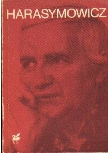 Okładka książki Jerzy Harasymowicz. Poezje wybrane