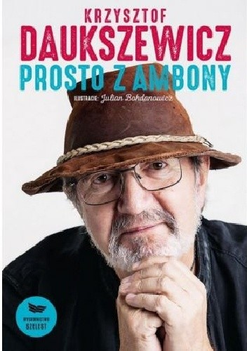 Okładka książki Prosto z ambony