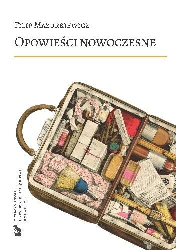 Okładka książki Opowieści nowoczesne