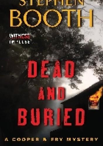 Okładka książki Dead and Buried