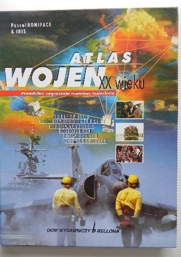 Okładka książki Atlas wojen XX wieku