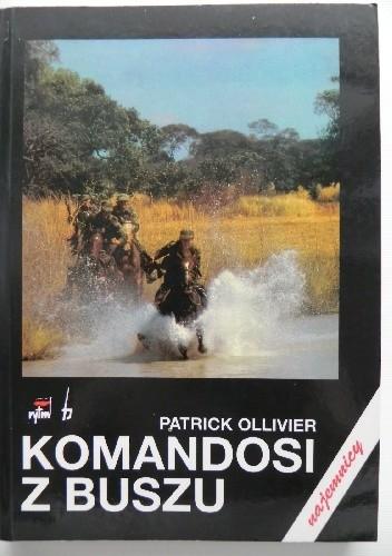 Okładka książki Komandosi z buszu