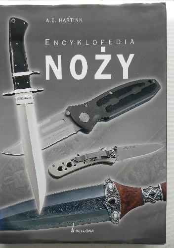 Okładka książki Encyklopedia noży