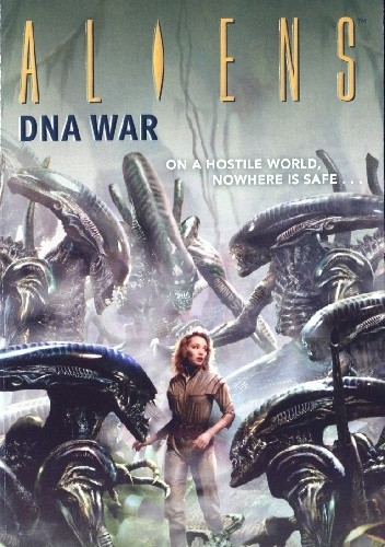Okładka książki Aliens: DNA War
