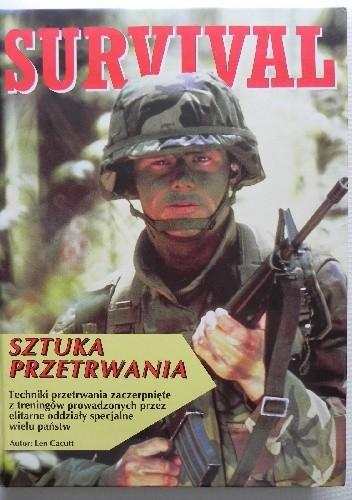 Okładka książki Survival. Sztuka przetrwania