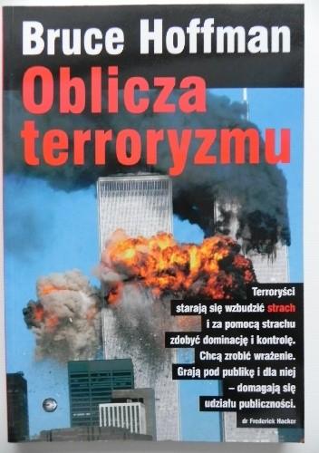 Okładka książki Oblicza terroryzmu