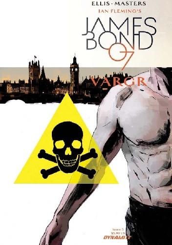 Okładka książki James Bond #3 - VARGR