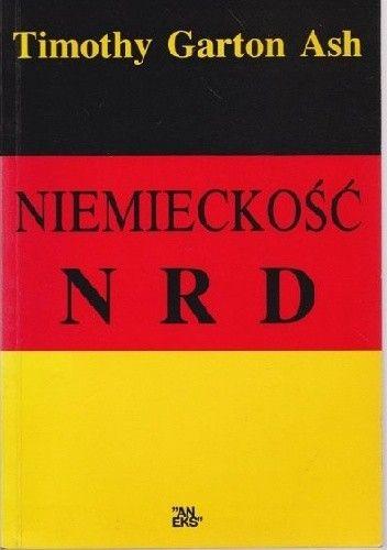 Okładka książki Niemieckość NRD