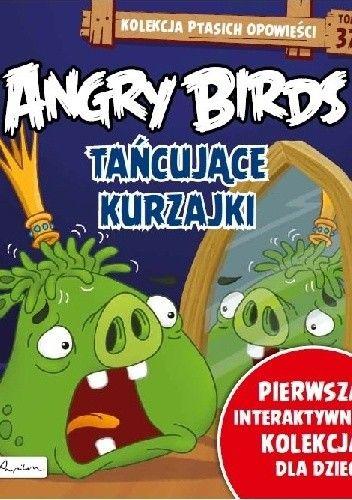 Okładka książki Angry Birds. Tańcujące kurzajki
