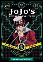 JoJo's Bizarre Adventure: Part 1 - Phantom Blood, Volume 2