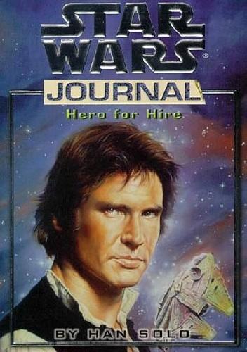 Okładka książki Journal: Hero for Hire