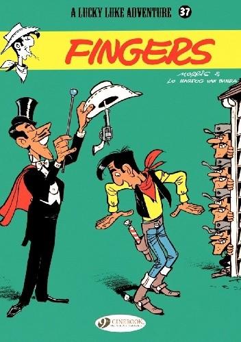 Okładka książki Lucky Luke - Fingers