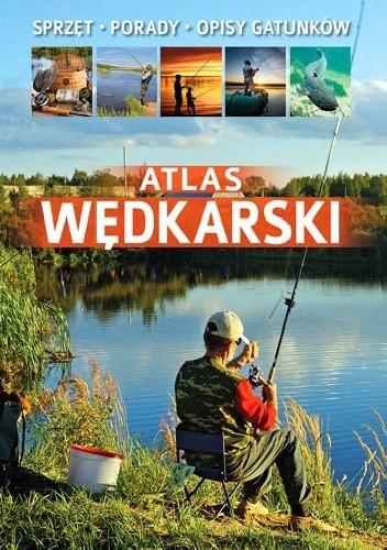 Okładka książki Atlas wędkarski