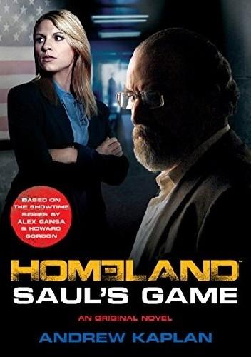 Okładka książki Homeland: Saul's Game