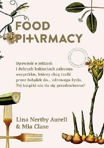 Okładka książki Food Pharmacy