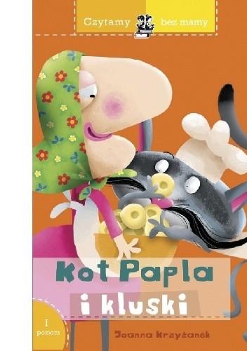 Okładka książki Kot Papla i kluski