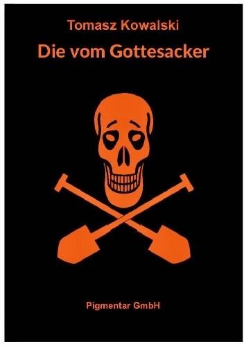 Okładka książki Die vom Gottesacker