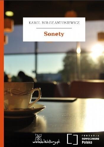 Okładka książki Sonety
