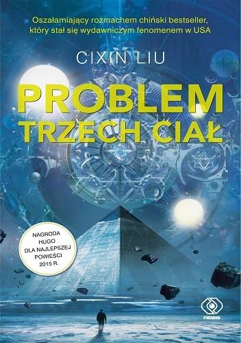 Okładka książki Problem trzech ciał