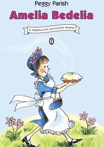 Okładka książki Amelia Bedelia