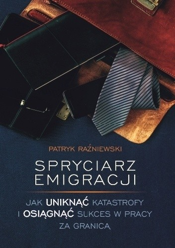 Okładka książki Spryciarz emigracji